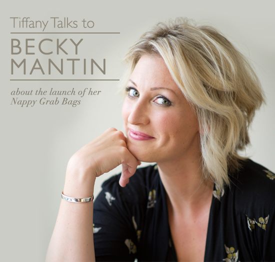 Tiffany Meets Becky Mantin