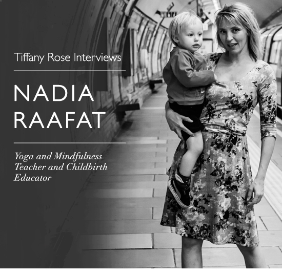 Tiffany Rose interviews Nadia Raafat