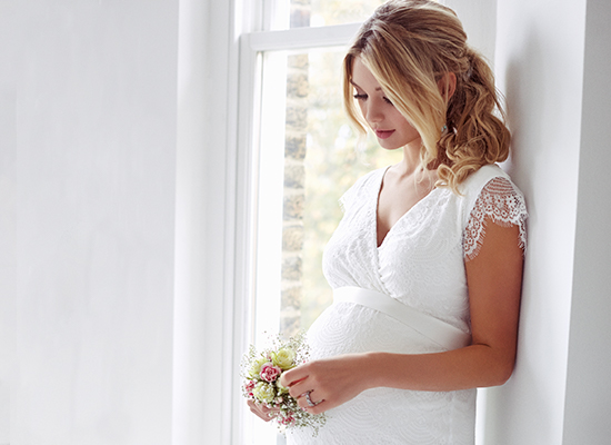 Planning a Wedding and Pregnant?