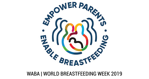 Celebrating World Breastfeeding Week