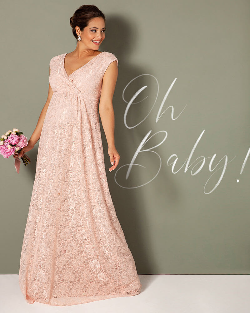 New Arrivals: Maternity Bridesmaid & Wedding Dresses
