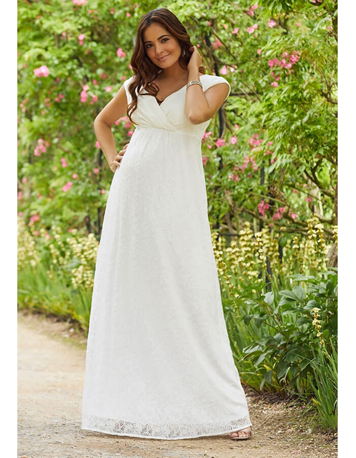 Hot New Arrival: Maternity Bridesmaid & Wedding Dresses
