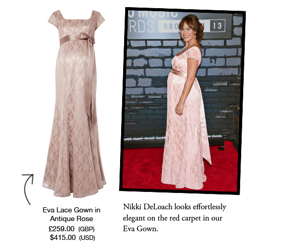 Nikki DeLoach Rocks The Red Carpet!