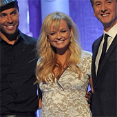 Grace Dress (Ivory/Long) - as worn by Emma Bunton on ITV's Dancing on Ice