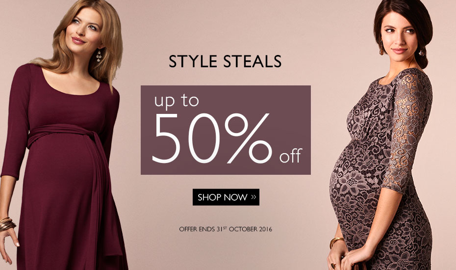 Style Steals - up to 50% off
