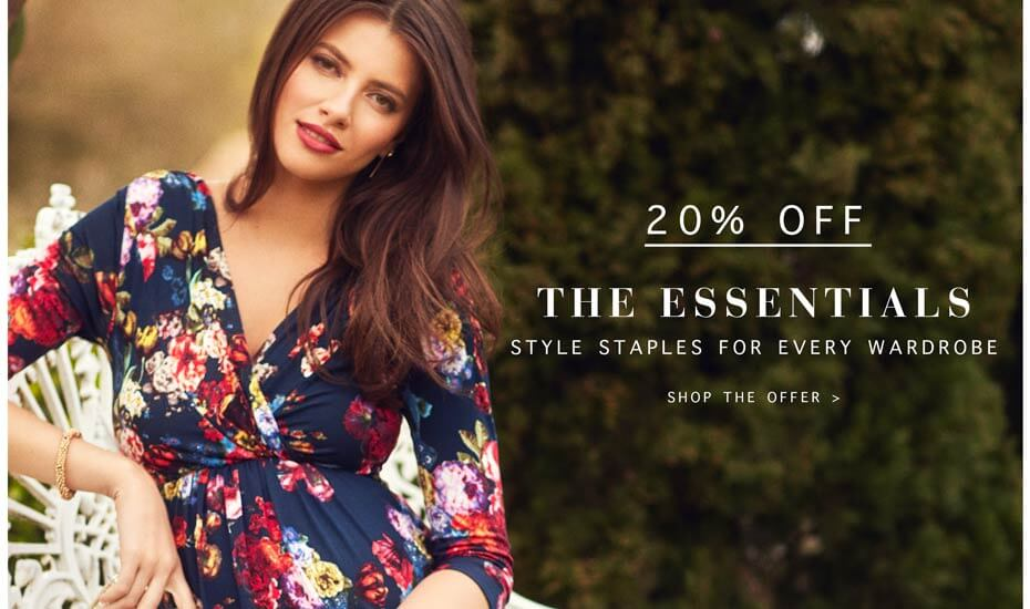 20% OFF | The Essentials