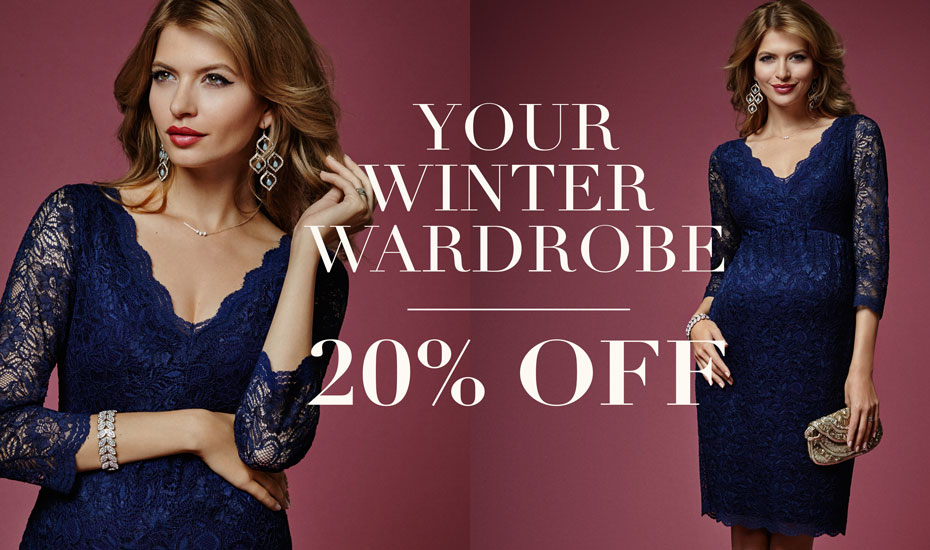 20% Off Winter Must-Haves
