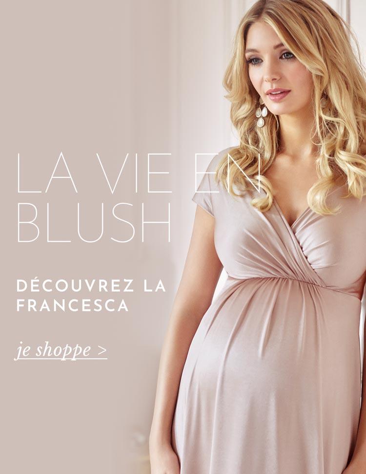 595eb155e26 Vêtements de maternité et tenues de soirée de maternité de Tiffany Rose