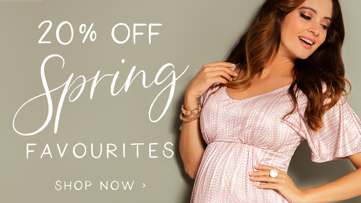 Spring Favourites: 20% Off