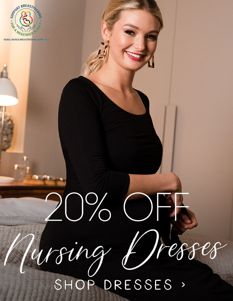 World Breastfeeding Week: 20% Off Nursing