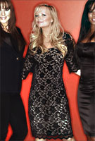 Tiffany Rose Designer Maternity Dress as worn by Emma Bunton