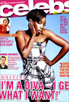 Celebs on Sunday Magazine