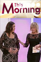 Tiffany Rose Designer Maternity Dresses on This Morning