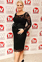 Tiffany Rose Designer Maternity Dresses as worn by Claire Richards