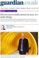 The Guardian - How to Make Money: Make Things