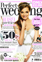 Perfect Wedding Magazine, June 2011