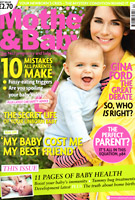 As Seen in Mother & Baby, April 2012
