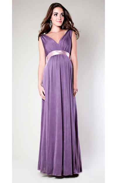Anastasia Maternity Gown (Heather) by Tiffany Rose