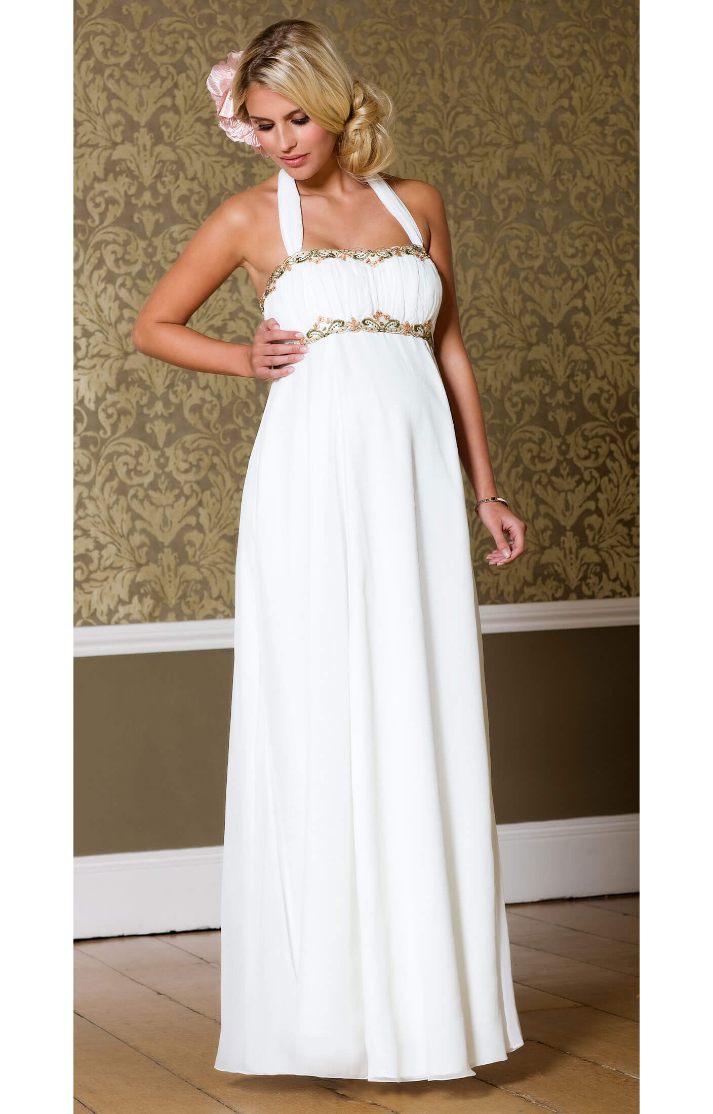 Annabel maternity gown maternity wedding dresses evening wear annabel maternity gown by tiffany rose ombrellifo Gallery