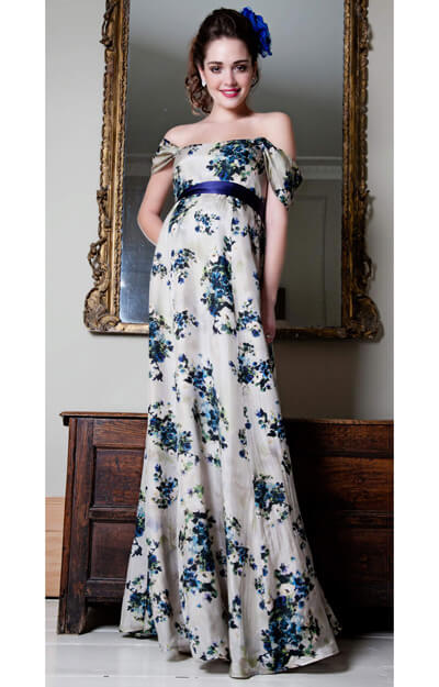 Florence Maternity Gown by Tiffany Rose