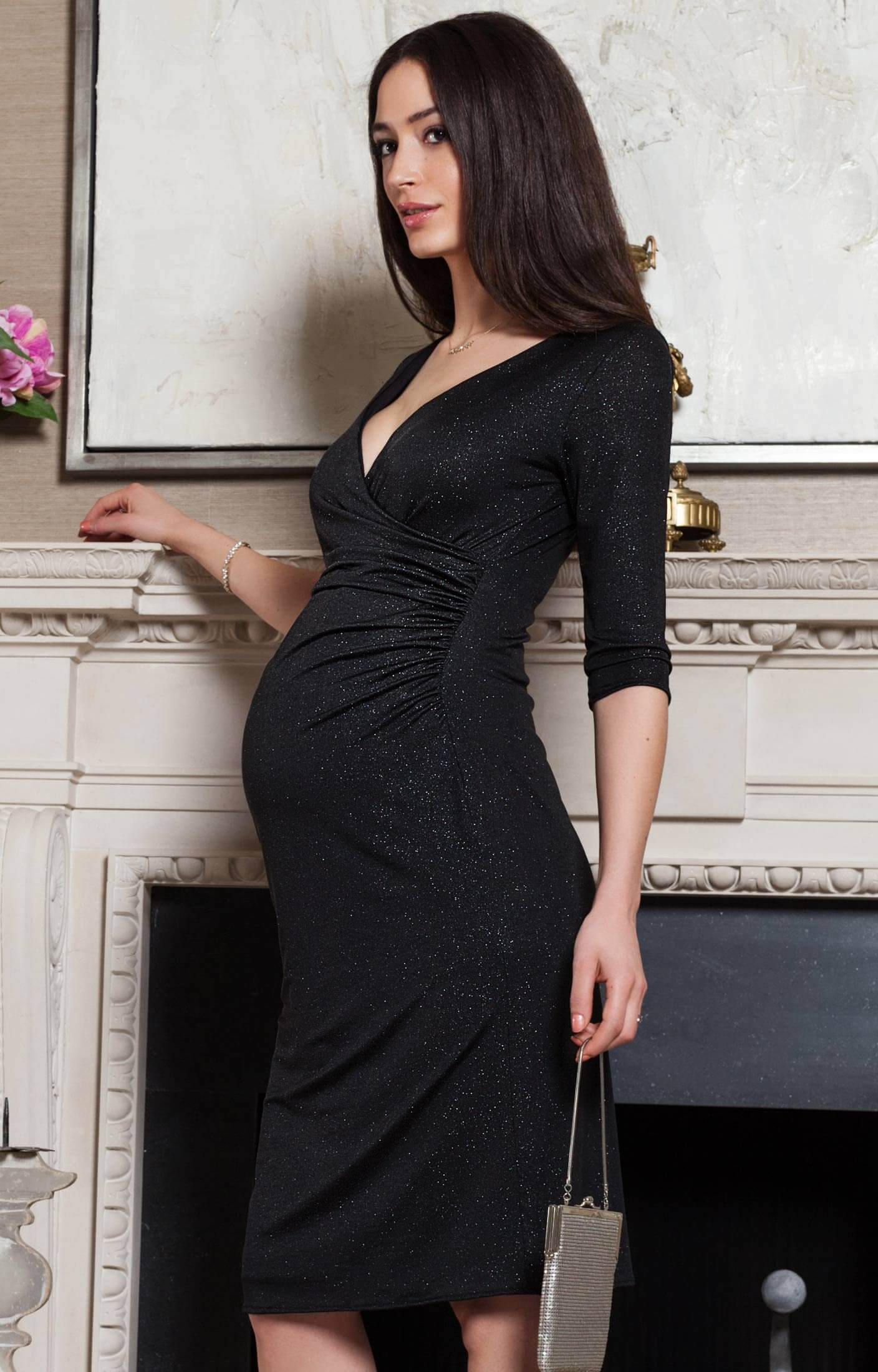 Francesca maternity dress night sky maternity wedding dresses francesca maternity dress night sky by tiffany rose ombrellifo Image collections