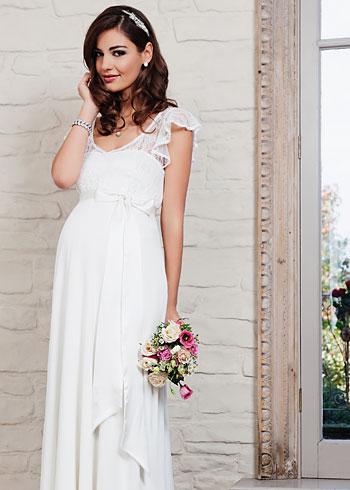 Не дорого свадебные платья для беременных