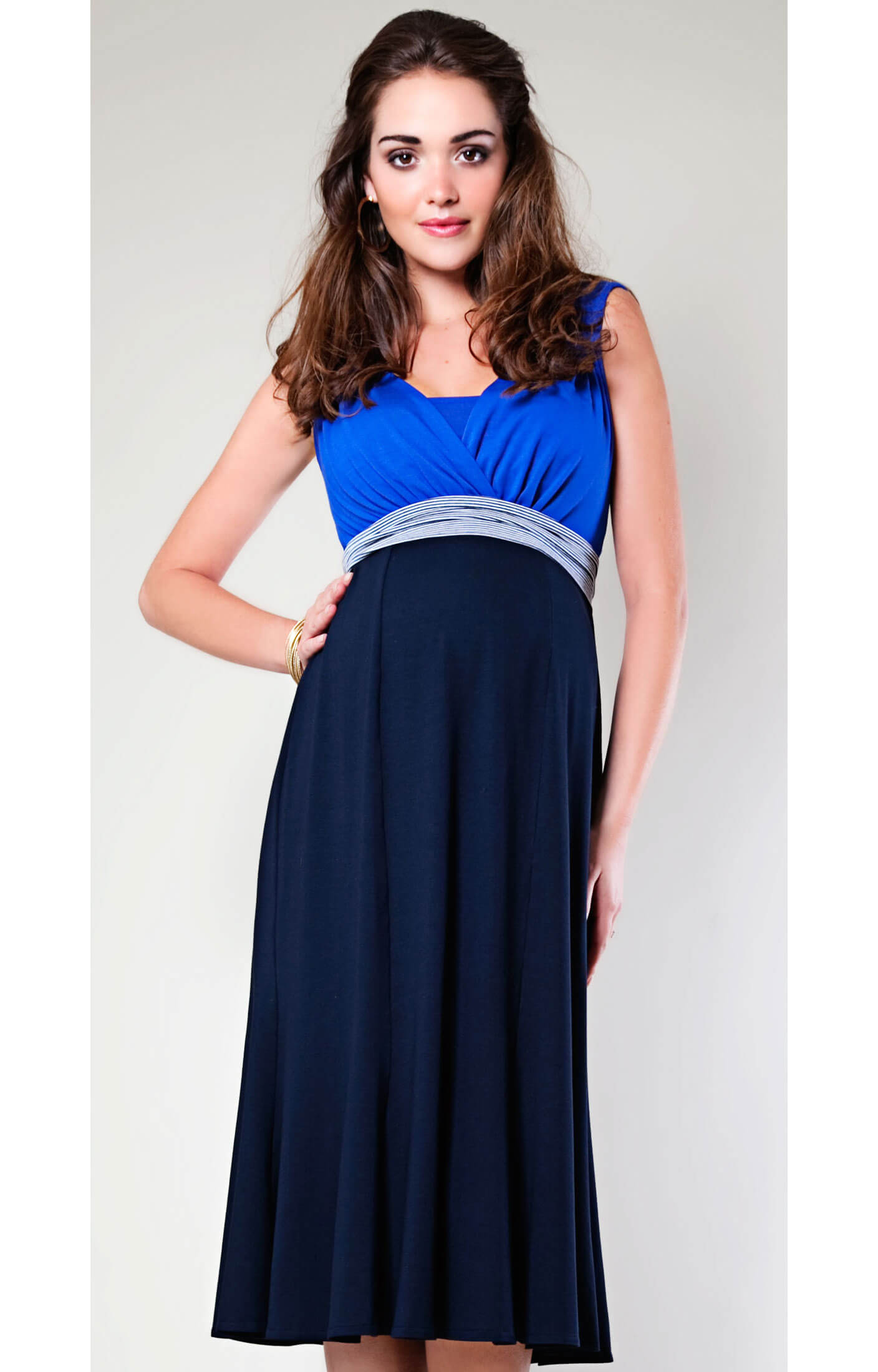 Swing cruise jersey maternity dress maternity wedding for Wedding dresses for cruise ship