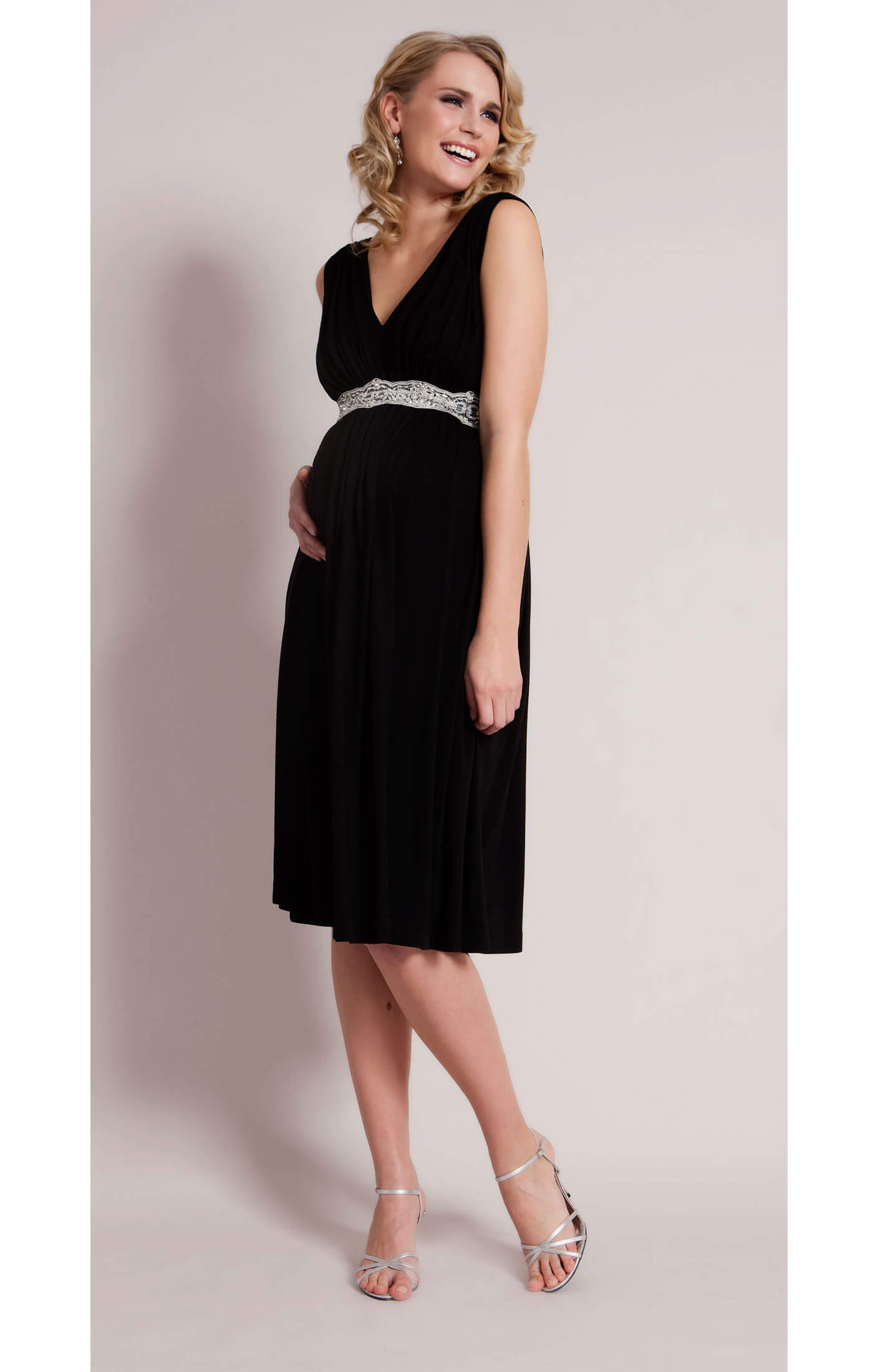 Browse stunning formal maternity dresses for extra special occasions in the Seraphine Luxe Collection. Filter By. Filter By. Category. Evening Dresses (30) Maternity Wedding Dresses (20) Maternity Bridesmaid Dresses Black Lace Maternity Dress. US$ View Details. AS SEEN ON The Red Carpet. Sparkly Maternity Cocktail Dress.