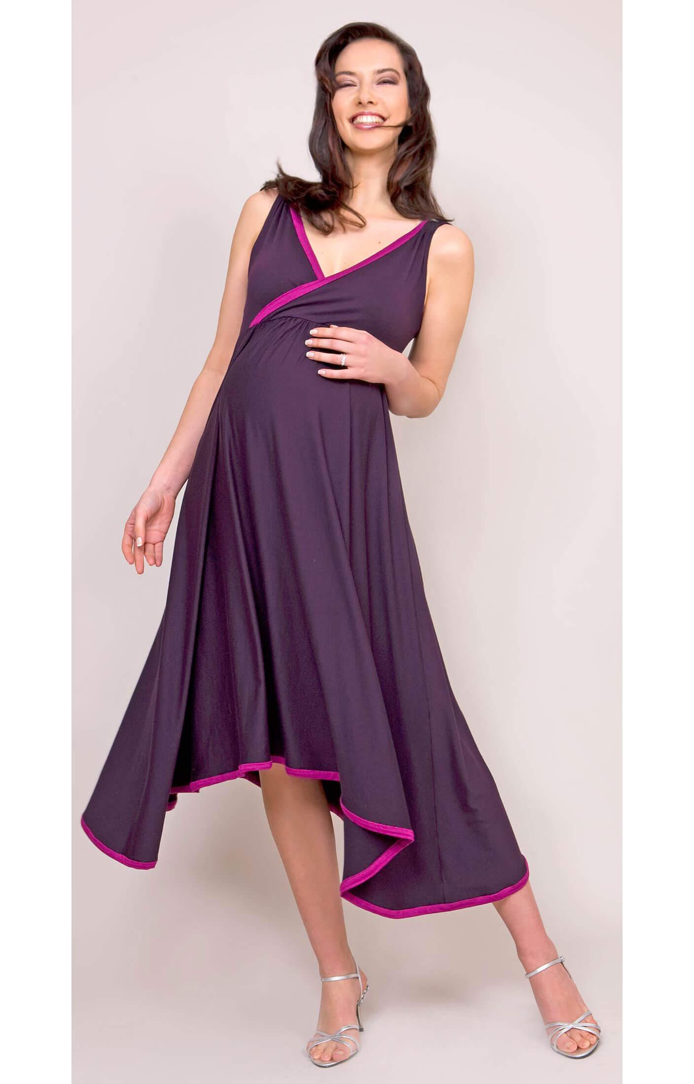 Yolanda Maternity Dress - Maternity Wedding Dresses, Evening Wear and ...