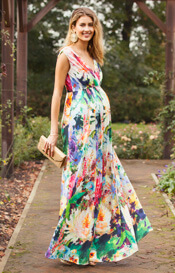 Anastasia Maternity Gown Long Meadow