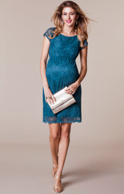 Emma Maternity Shift Dress Dragonfly