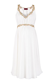 Grecian Maternity Dress