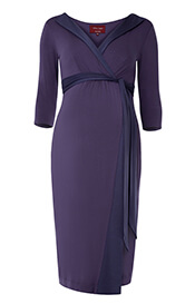 Gwen Maternity Dress (Bluebell)
