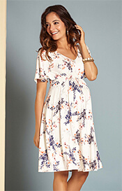348ebf5a9100ef Umstandskleider von dem britischen Umstandsmoden-Designer Tiffany Rose