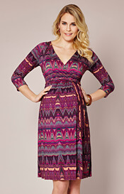 Saffron Maternity Dress Persian Spice