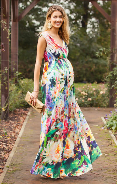 Anastasia Maternity Gown Long Meadow by Tiffany Rose