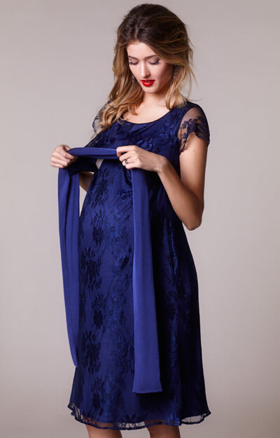 April Nursing Lace Dress Arabian Nights