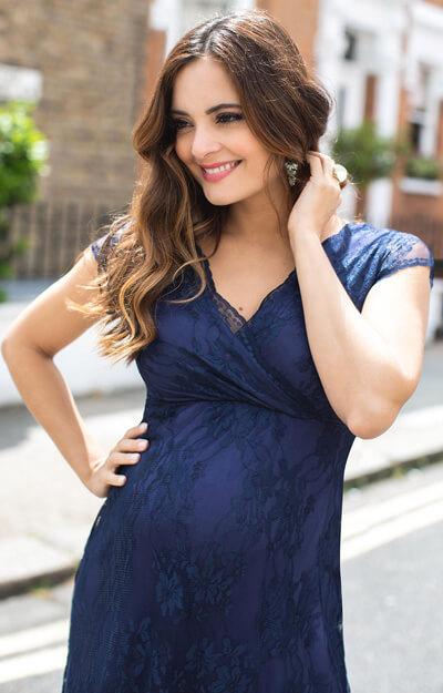 Eden Maternity Gown Long Arabian Nights Maternity
