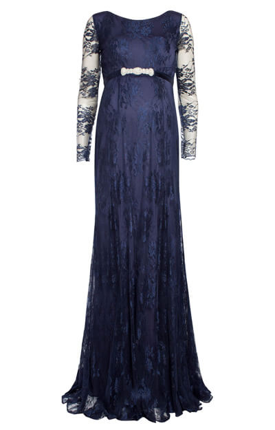 Helena Maternity Gown Long Arabian Nights