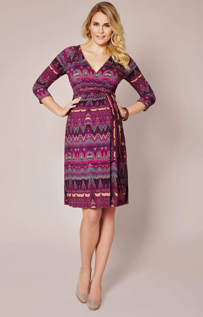 Saffron Maternity Dress Persian Spice by Tiffany Rose