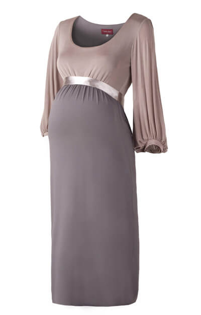 Sienna Maternity Dress (Dusk)