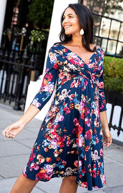 Robe de grossesse willow jardin nocturne robes de for Robes de jardin