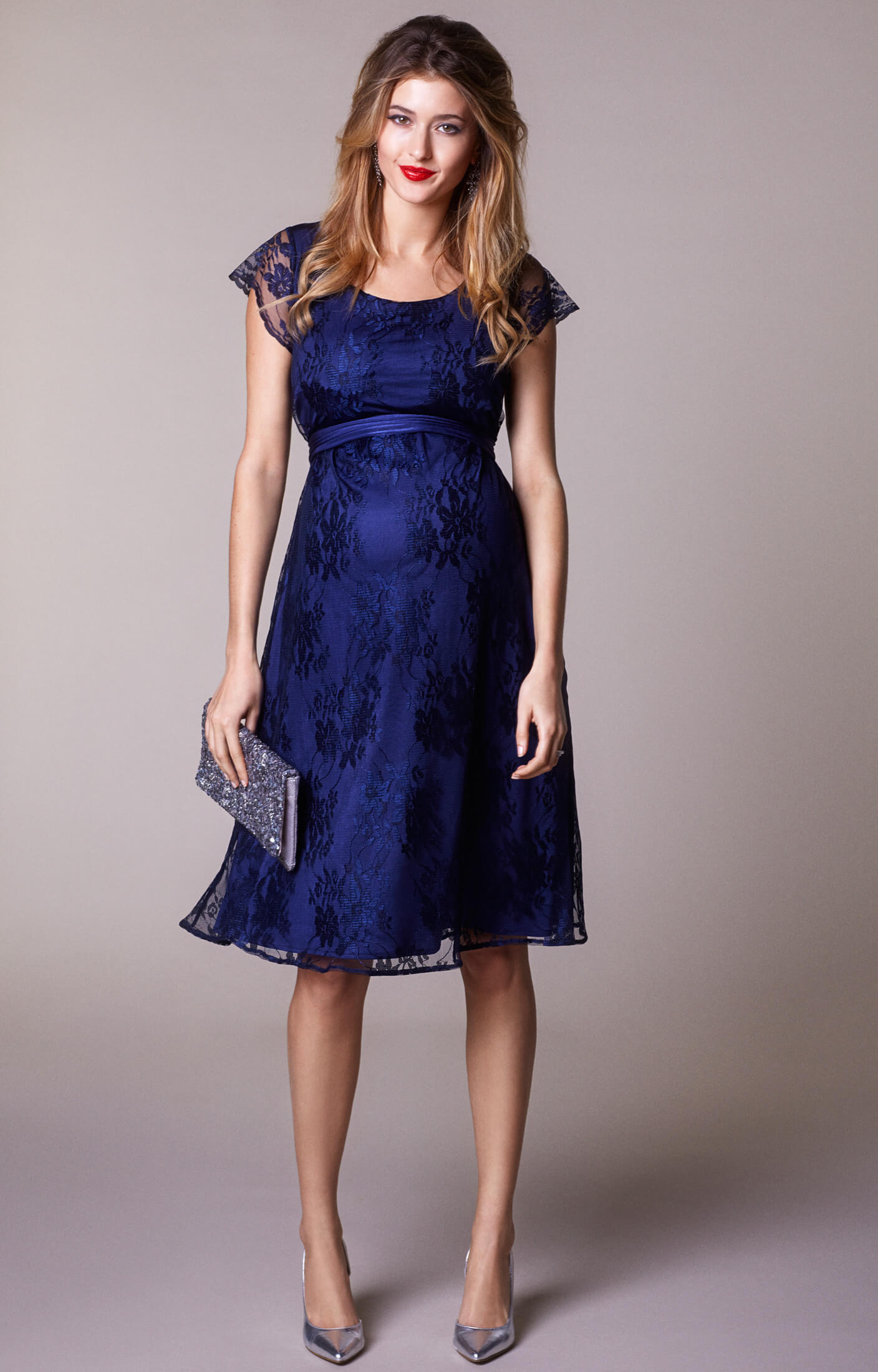 April Nursing Lace Dress Arabian Nights Maternity
