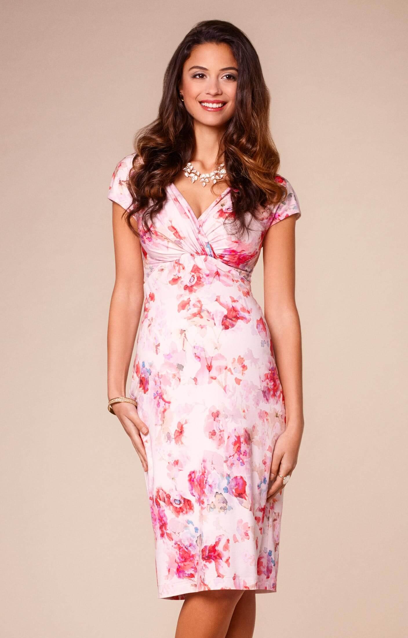Bardot Maternity Shift Dress English Rose Maternity