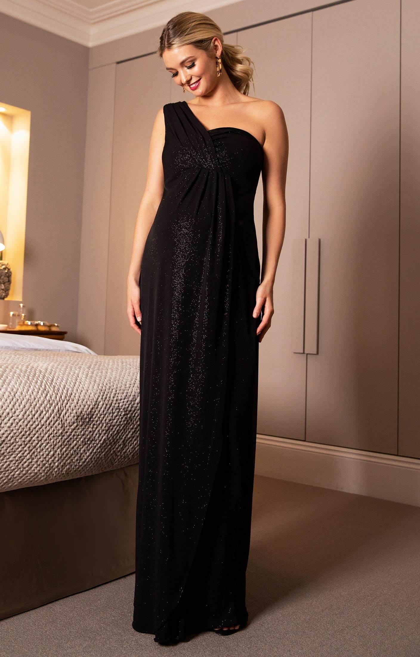 af973fe9386 Alessandra Maternity Dress Short Night Sky - Maternity Wedding ...
