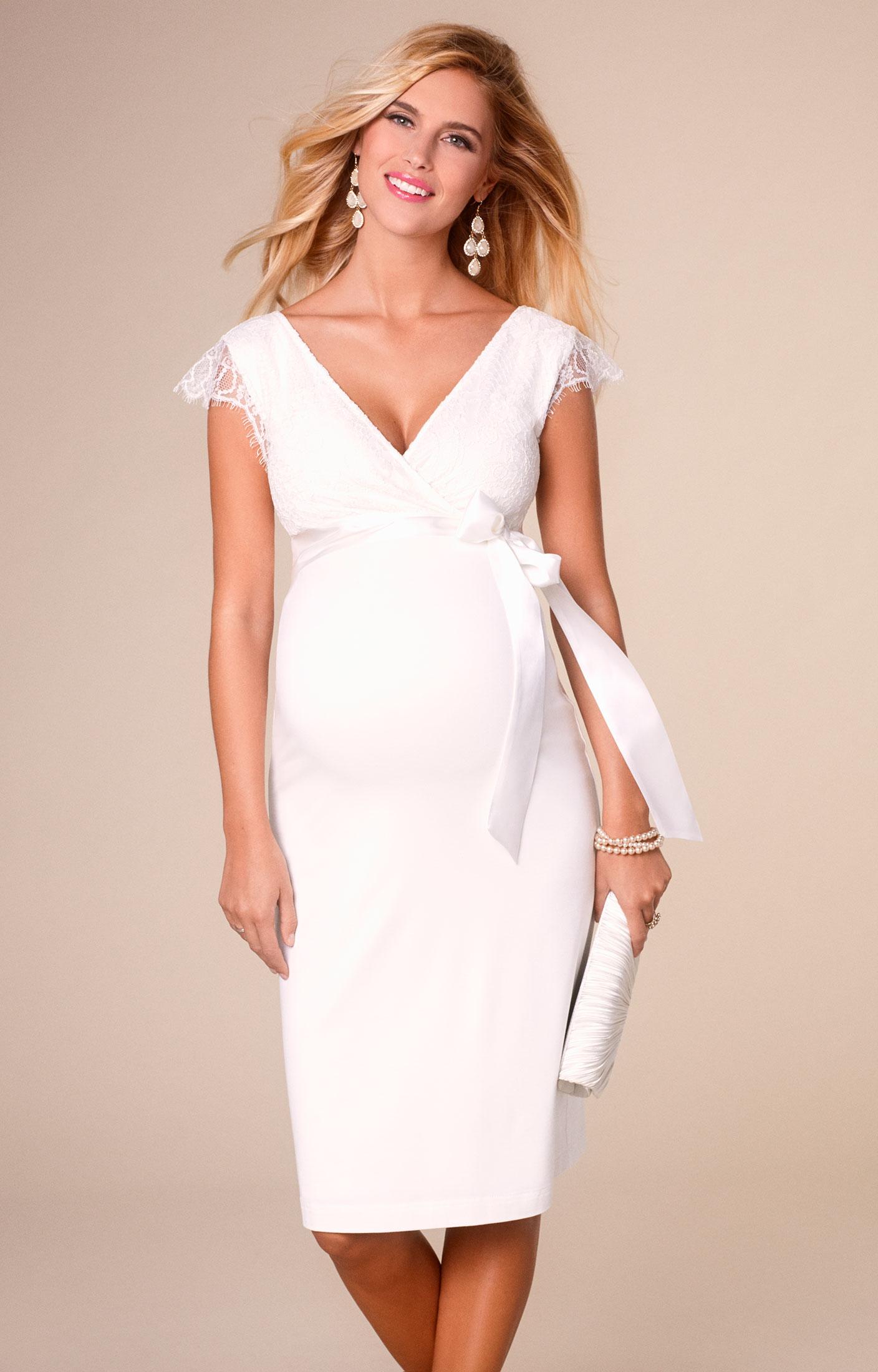 Maternity wedding dresses maternity wedding gowns and maternity rosa maternity wedding dress ivory ombrellifo Image collections