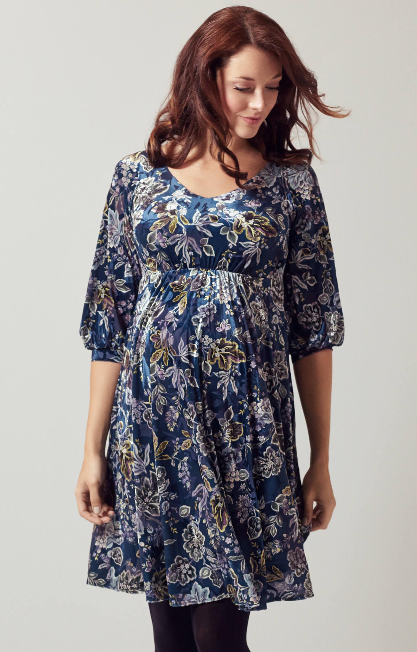 Umstandskleider von dem britischen Umstandsmoden-Designer Tiffany Rose