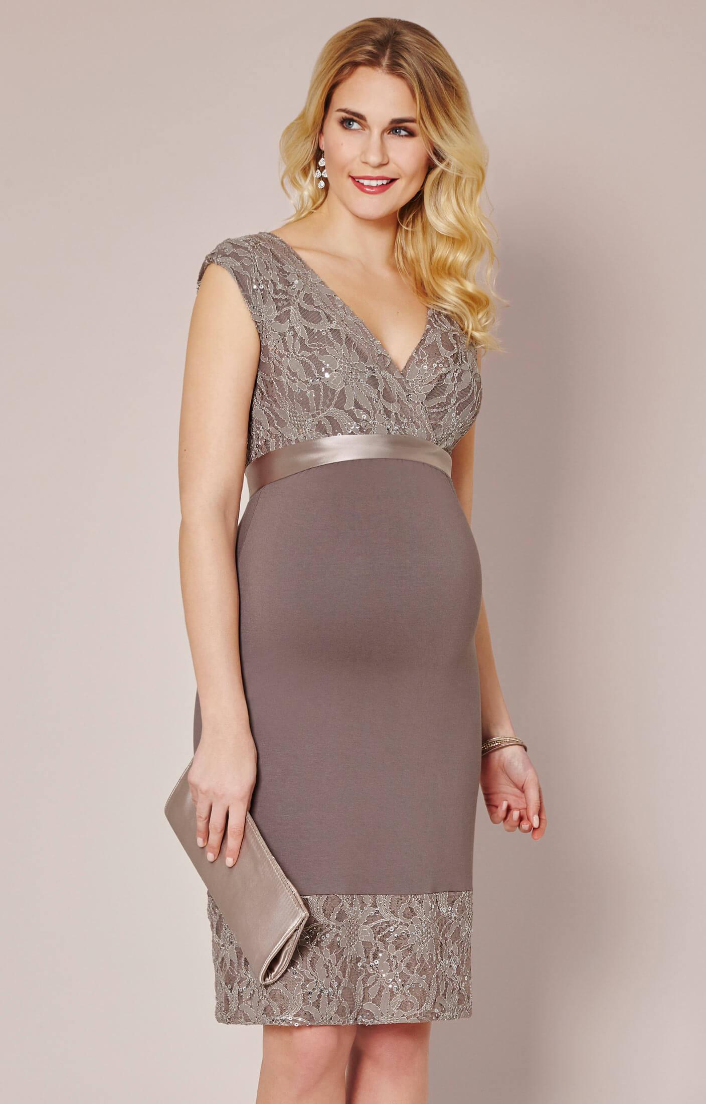 Formal maternity dresses for weddings wedding ideas twilight lace maternity dress mocha wedding dresses ombrellifo Gallery