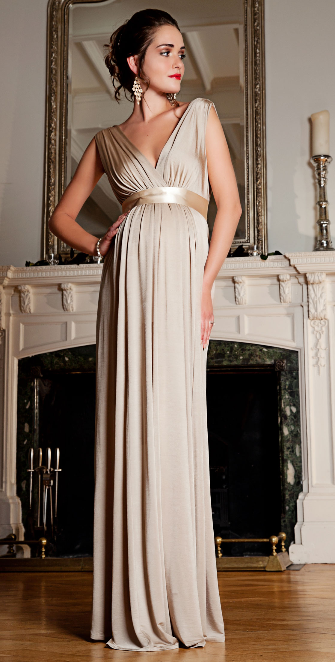 Anastasia maternity gown gold dust maternity wedding dresses anastasia maternity gown gold dust maternity wedding dresses evening wear and party clothes by tiffany rose ombrellifo Image collections