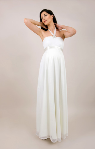 Aphrodite Maternity Gown by Tiffany Rose